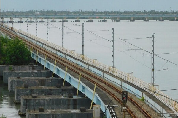 Vembanad Rail Bridge