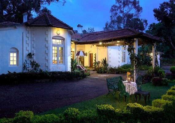 Heritage Hotels in Coonoor: Explore Best Places to Spend Your Weekend and Holiday