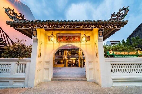 Yeng Keng Hotel, George Town