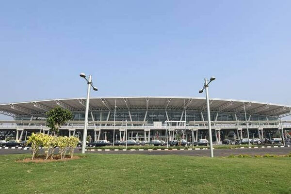Anna International Airport Chennai