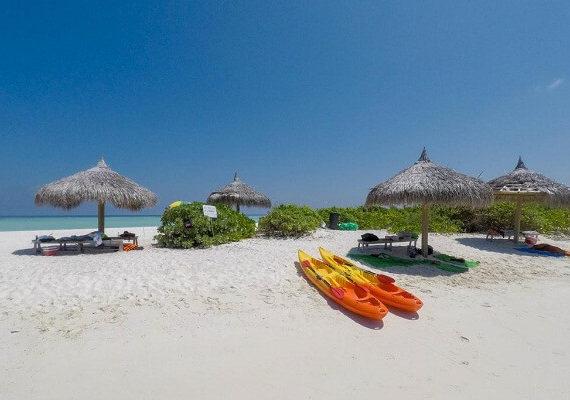 How to Get to Gunbaru Inn Ukulhas Maldives [Airport Transfer Guide]