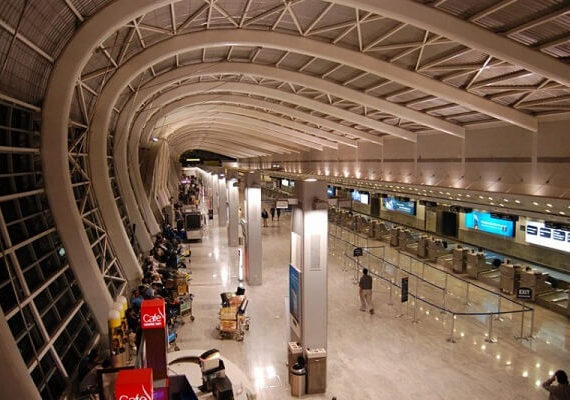 Top 10 Busiest Airports in India including Domestic and International