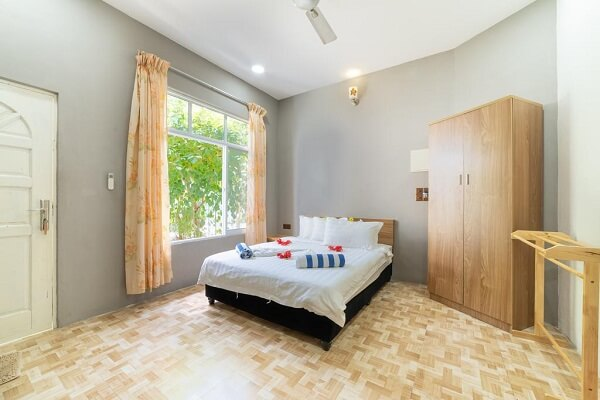 Guest Room at Koimala Beach Ukulhas