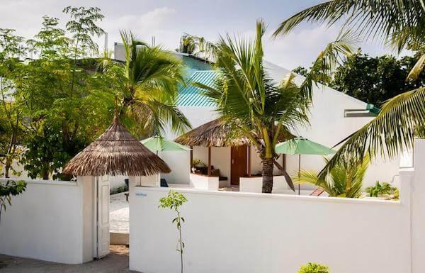 Island Host Velidhoo Maldives