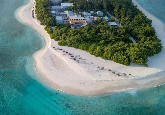How to Get to Koimala Beach Ukulhas Maldives [Airport Transfer Guide]