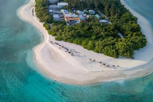 Koimala Beach Ukulhas