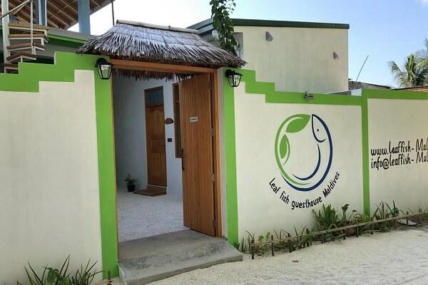 Leaffish Guesthouse Maldives