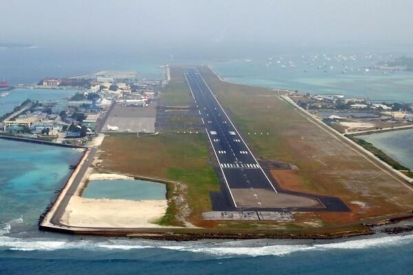 Velana International Airport Male, Maldives