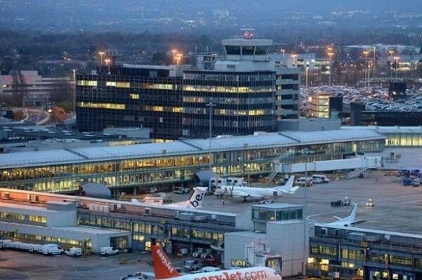 Manchester Airport, Manchester